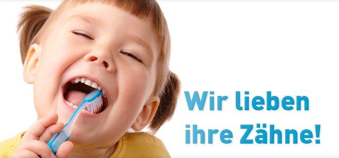 Wir lieben Ihre Zähne